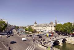 Sorbonne - Quai Saint Michel
