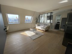 Studio meublé boulevard Malesherbes